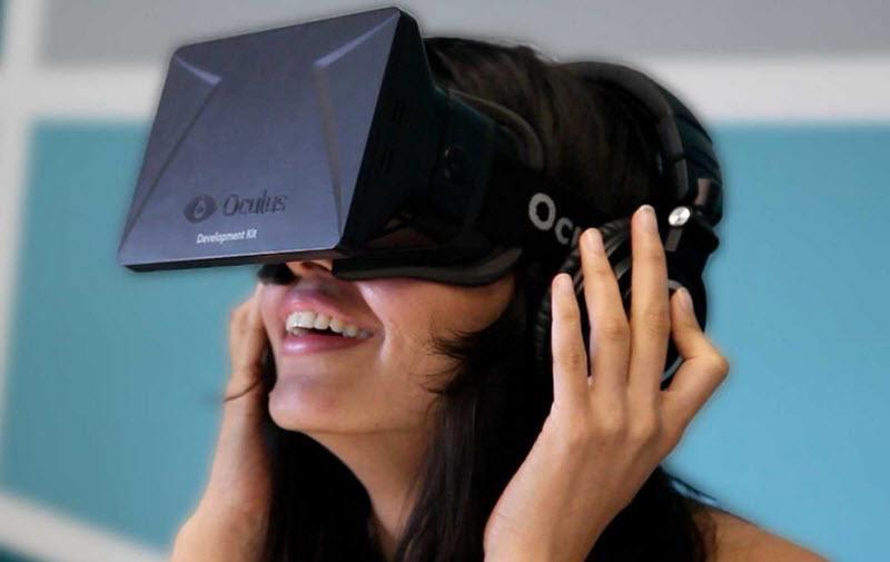 Réalité virtuelle Oculus Rift