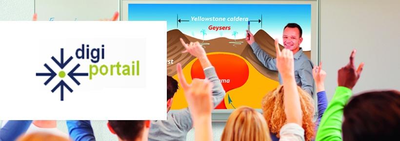 La plateforme éducative Digiportail compte sur Combell pour assurer sa stabilité