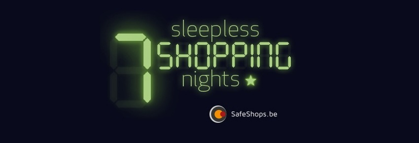 7 sleepless shopping nights by Safeshops