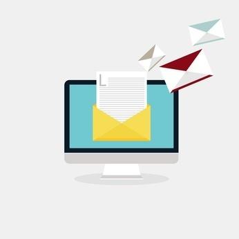 Votre adresse mail professionnelle renvoie immédiatement à votre site web