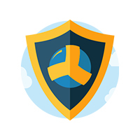 Combell Shield arrête les attaques