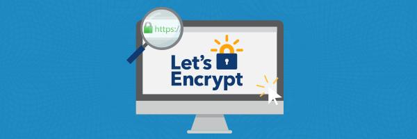 ssl certificat lets encrypt pour clients combell