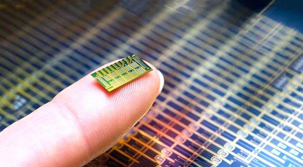 Des puces électroniques les plus petites possibles