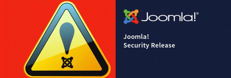 Mise à jour critique de Joomla