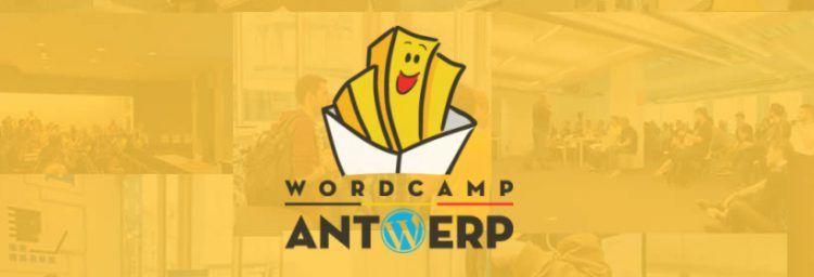 WordCamp Antwerpen 2018