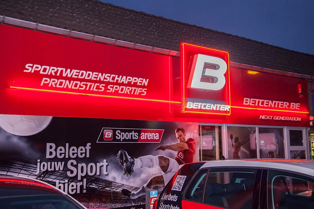 Betcenter sales point