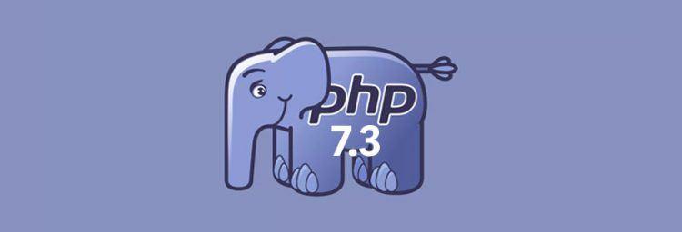 PHP 7.3 direct beschikbaar in my combell
