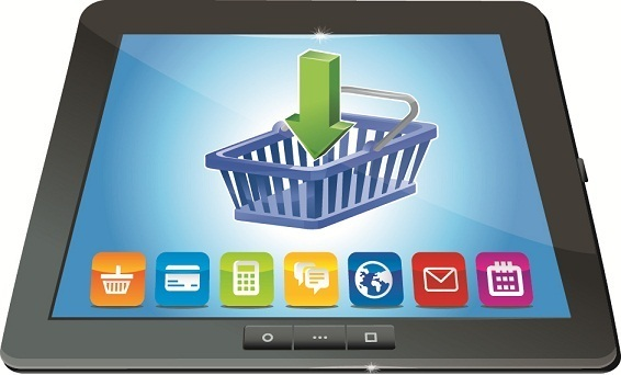 Tablet E-commerce