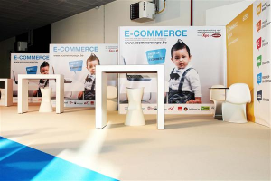 E-commerce xpo stand