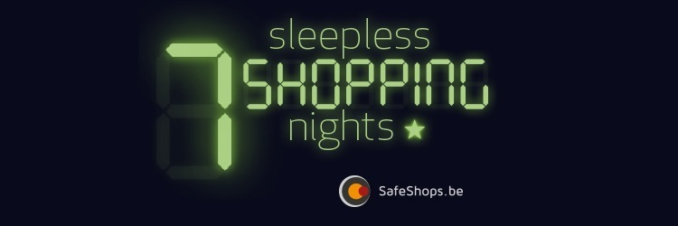 7 sleepless shopping nights van Safeshops