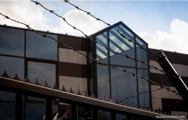 Zwaarbeveiligd Combell datacenter