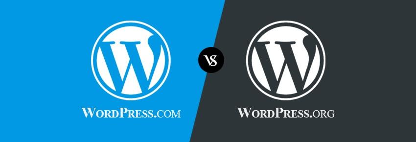 wordpress.com vs wordpress.org wat is het verschil