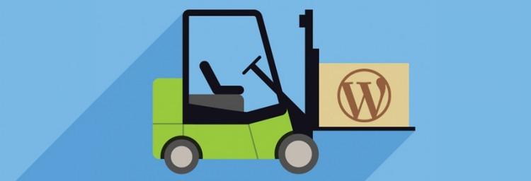 Wordpress.com verhuizen zelf-gehoste WordPress