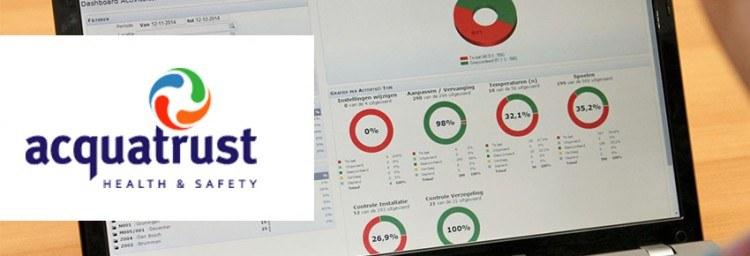 Acquatrust getuigt over Combell cloud hosting