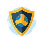 Beschermen tegen hackers, malware en DDoS attacks