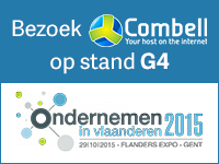 Bezoek Combell op Ondernemen in Vlaanderen