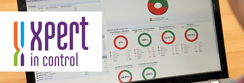 XPERT In Control getuigt over Combell cloud hosting