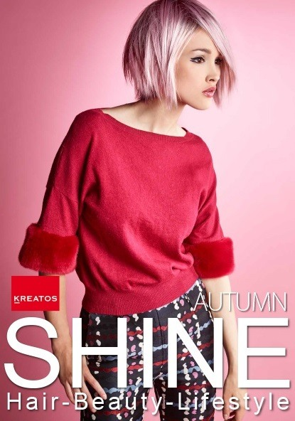 Kreatos Shine magazine