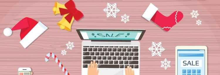 Uw webshop doorheen de feestdagen