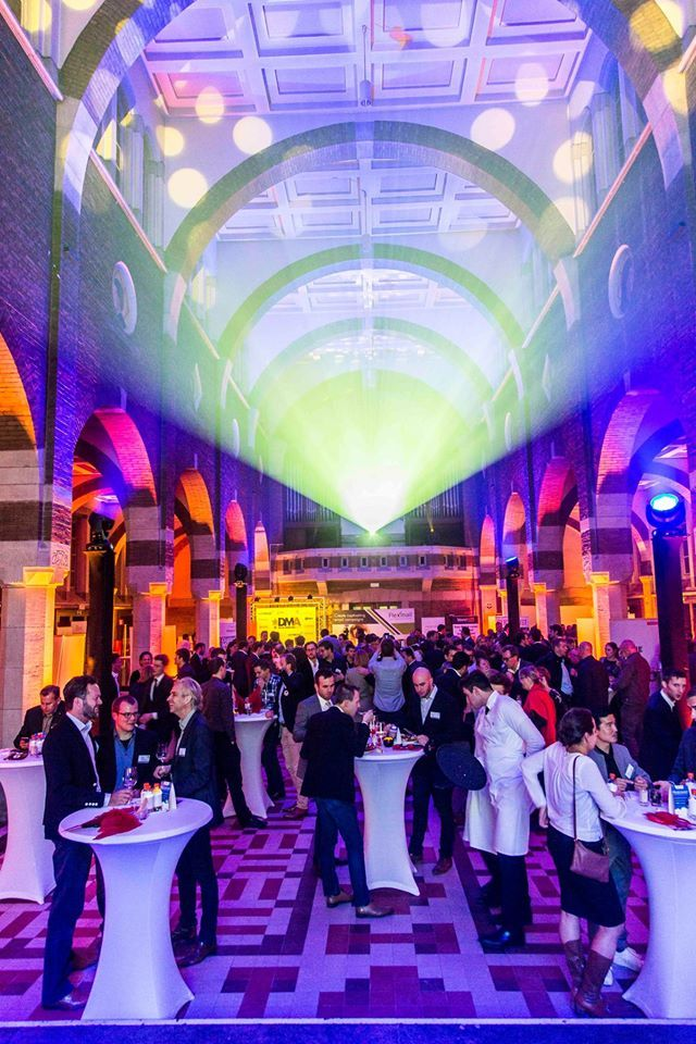 Digital Marketing Awards 2015 in Altar te Gent