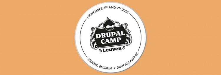 DrupalCamp 2015 over lancering Drupal 8
