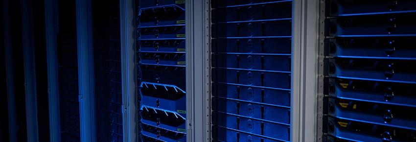 Kwalitatieve hosting begint bij het datacenter