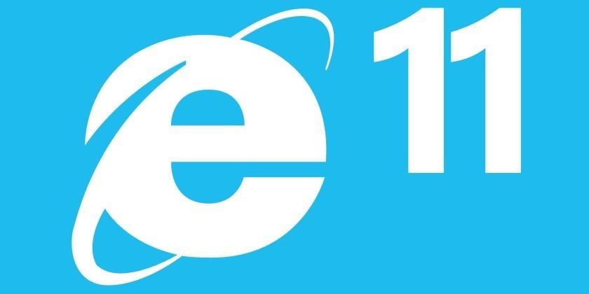 Melding voor upgrade naar Internet Explorer 11
