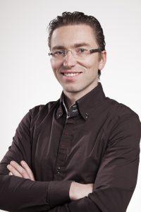 Jonas Dhaenens oprichter van Combell en CEO van Intelligent