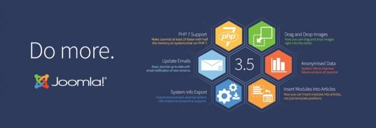 Upgraden naar Joomla! 3.5 - voordelen en tips