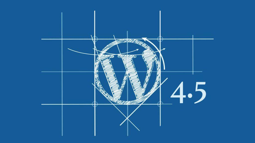 WordPress 4.5 hosting combell