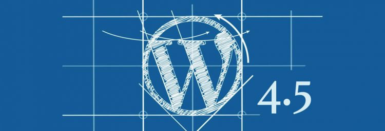 WordPress 4.5 hosting combell