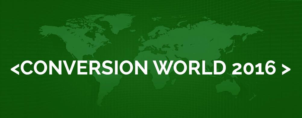 conversion world 2016 header