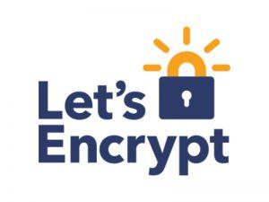 Let's Encrypt voor Combell klanten Logo