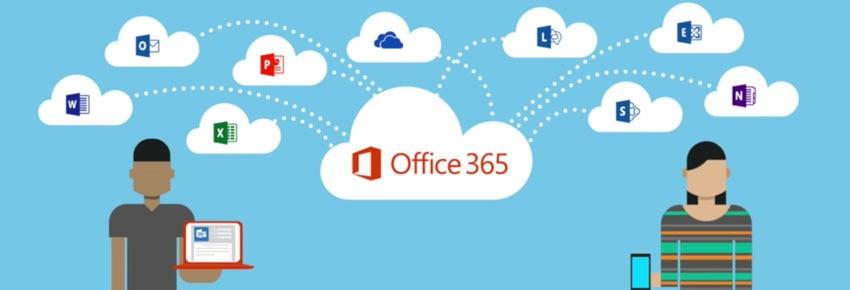 Online werken met Office 365