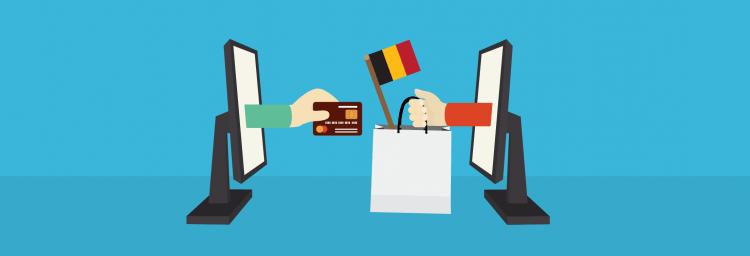 Online verkoop stijgt: Belgen shoppen voor meer dan 9 miljard euro online in 2016