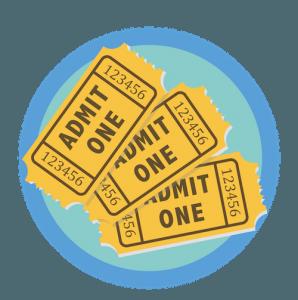 Online verkoop stijgt: tickets populair