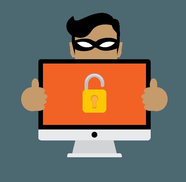 Onvoldoende beveiliging op websites