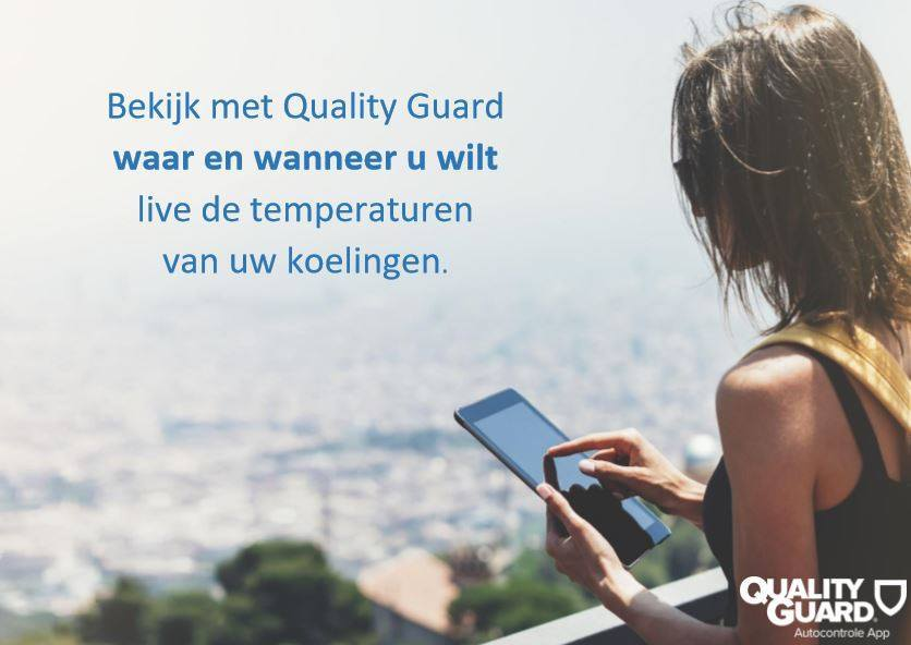 Quality Guard - de IoT app