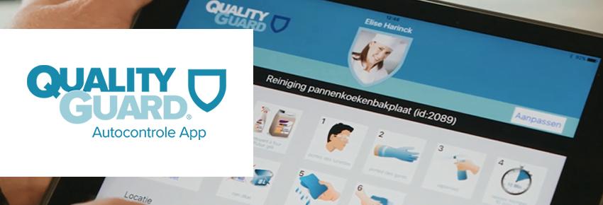 Quality guard IoT app voor voedselveiligheid