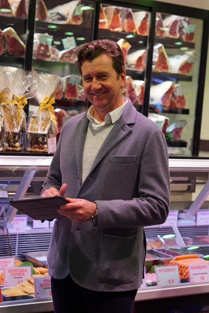 Wim Van Gierdegom CEO van de Quality Guard app