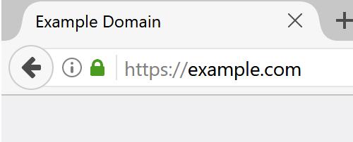 HTTPS: Ook belangrijk voor Mozilla