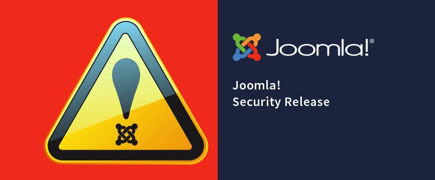 joomla kritieke security update