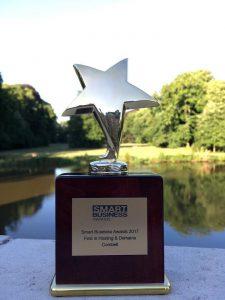 SBA award 2017