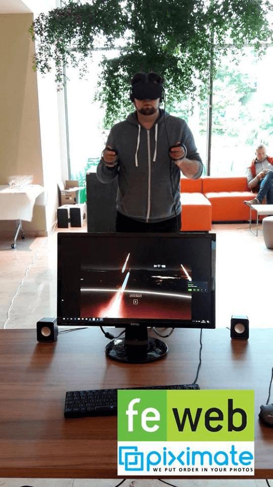 FeWeb SummerEvent VR Challenge