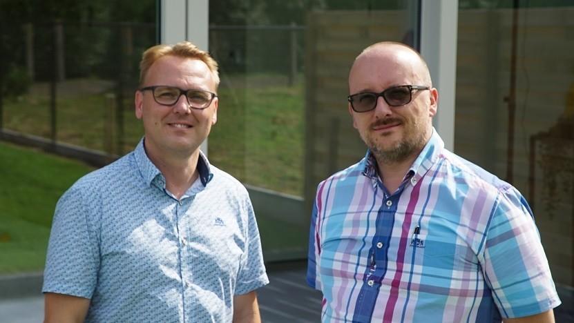 Steve en Joery van Bostoen kiezen voor hardware outsourcing