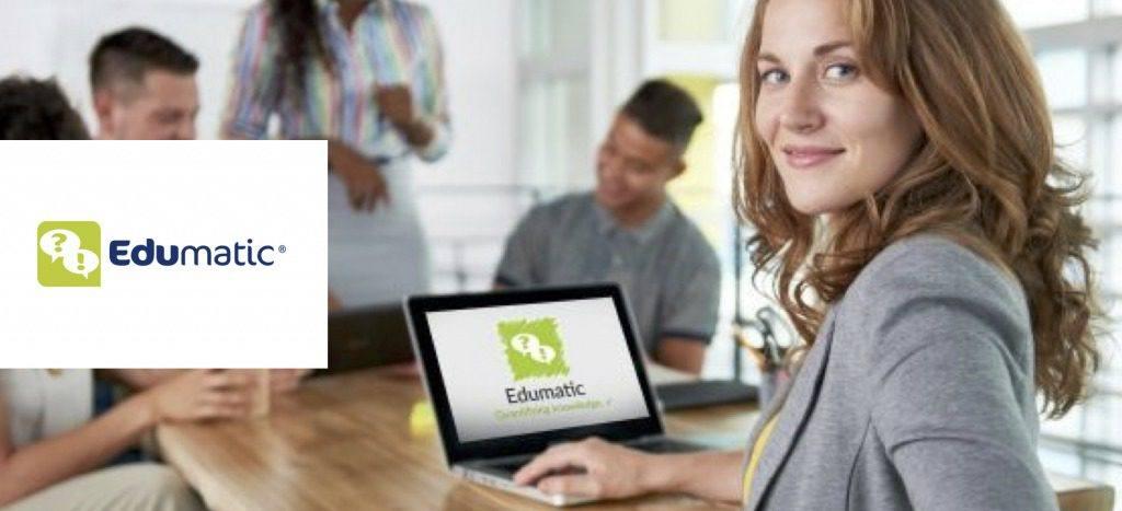 Edumatic: online opleidingen in eigen tempo aanbieden, én de ROI ervan meten