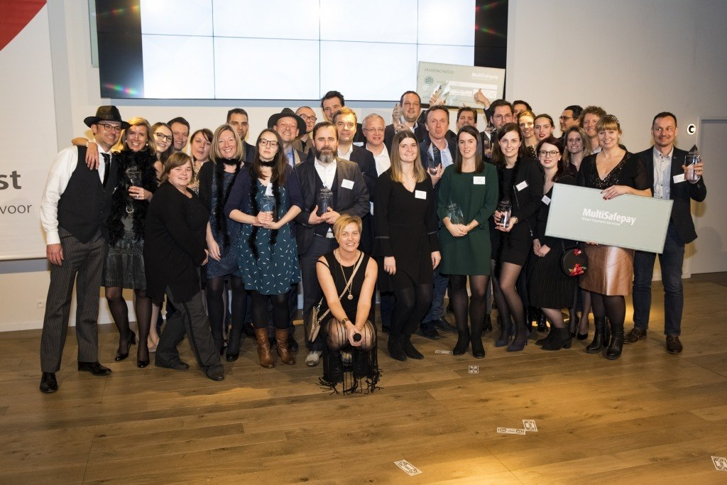 De award winners van de SafeShop Awards
