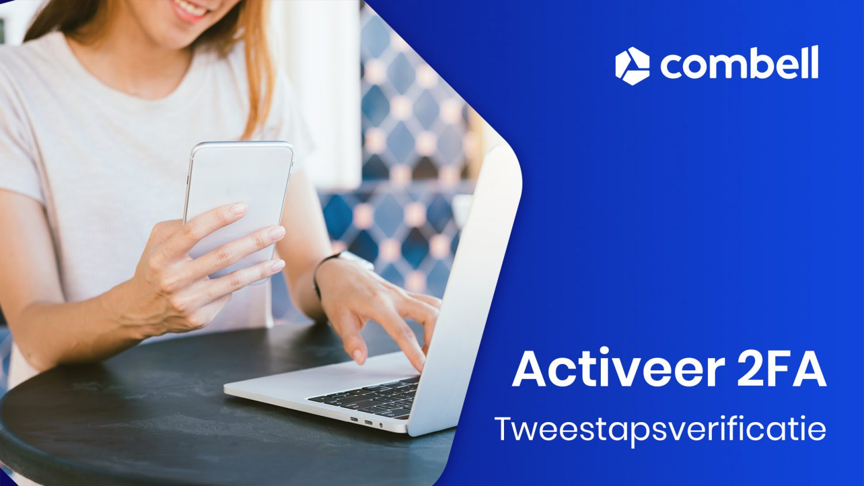 2FA - activeer tweestapsverificatie