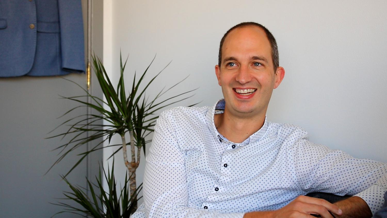 Alexander Hoogewijs van SiteManager