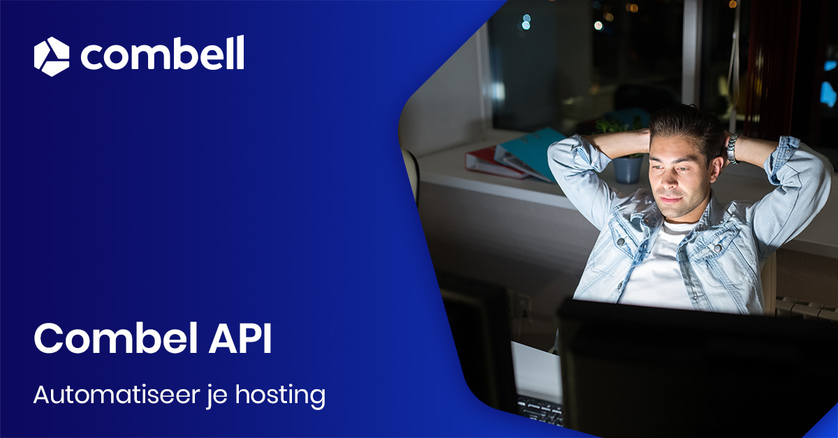 Automatiseer je Reseller hosting met onze nieuwe API